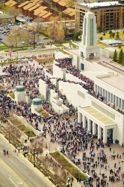Take this quiz to see how much you know about LDS General Conference.