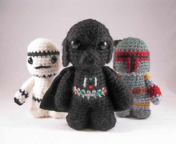 Star Wars Mini Amigurumi : 17 Best images about Star Wars on Pinterest Shops, Minis ...
