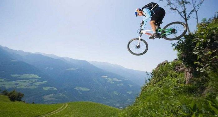 Wil jij ook deze stunt uithalen? Ga dan naar Zuid Tirol!