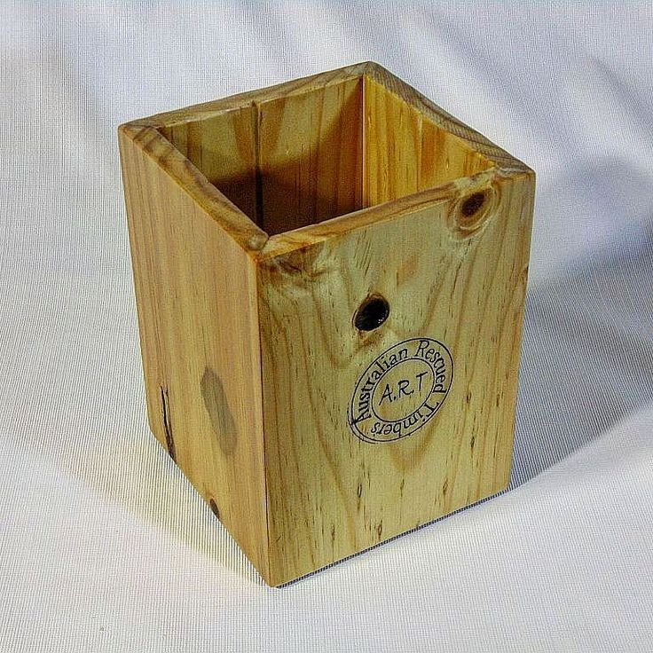 Kitchen utensil holder made from rescued radiata pine...used to be wall vj boards.  #woodwork #handcrafted #shopping #timber #wood #craft #recycled #australia #gift #bowl #food #interiordesign #decor #brisbane #goldcoast #sydney #brisbane #melbourne #perth #adelaide #canberra #hobart #darwin #art
