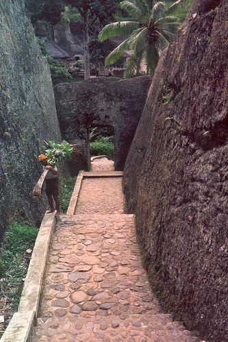 Gunung Kawi-Tampaksiring Pathway