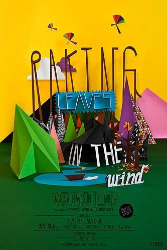 -: Design Inspiration, Graphic Design, Poster Design, Paper Craft, Papercraft, Illustration, Paper Art