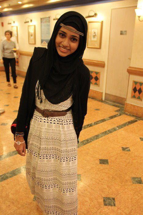 teens muslim girls styles