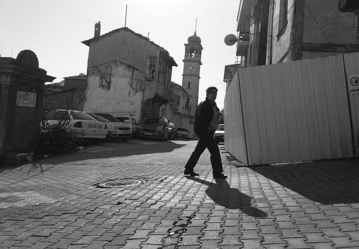 Clock Tower Balikesir Turkey Photo:AHikmet Varlik