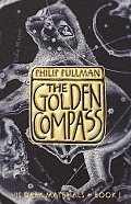 The Golden Compass by Philip Pullman: In a landmark epic of fantasy and storytelling, Philip Pullman invites readers into a world as convincing and thoroughly realized as Narnia, Earthsea, or Redwall. Here lives an orphaned ward named Lyra Belacqua, whose carefree life among the scholars at Oxford's Jordan College is shattered...