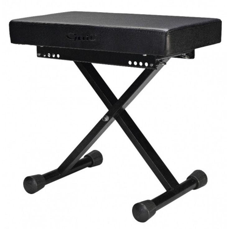 Banqueta para teclado o piano Guil BQ-02 Worldwide shipping #Music