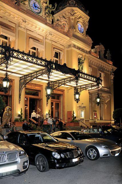 Monte Carlo Casino aka Casino Royale.| Via ~ LadyLuxury ~