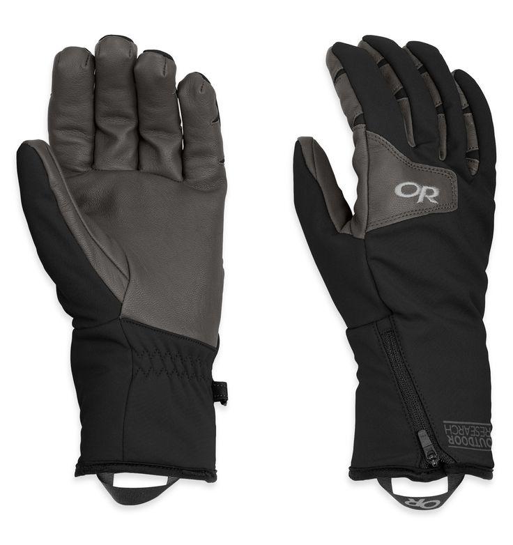 Lighter Weight glove.  High Dexterity