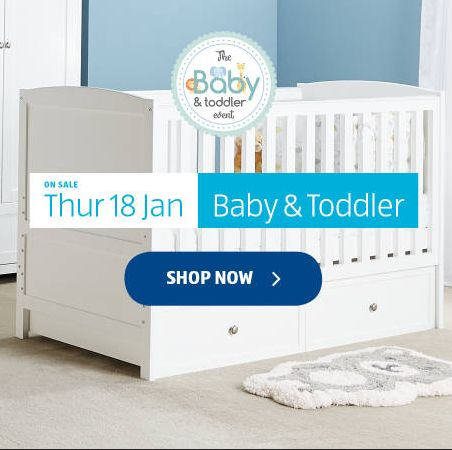 Aldi Special Buys Thursday 18th January 2018. Baby & Toddler - http://www.olcatalogue.co.uk/aldi/aldi-special-buys.html