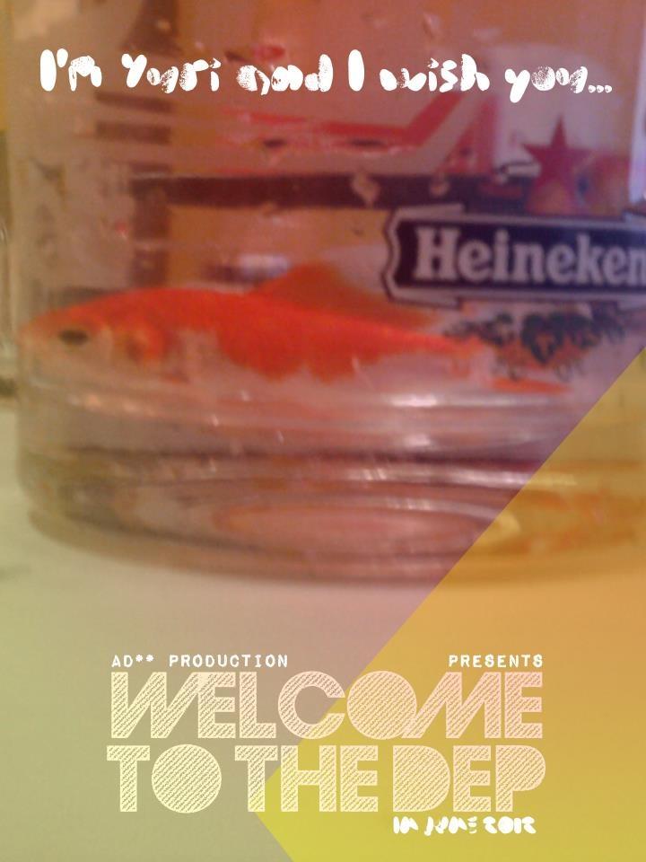 Yuri, The red fish #WTTD