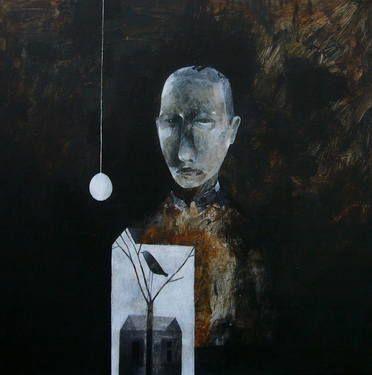 """Saatchi Art Artist Espen Erichsen; Painting, """"Souvenir VI"""" #art"""