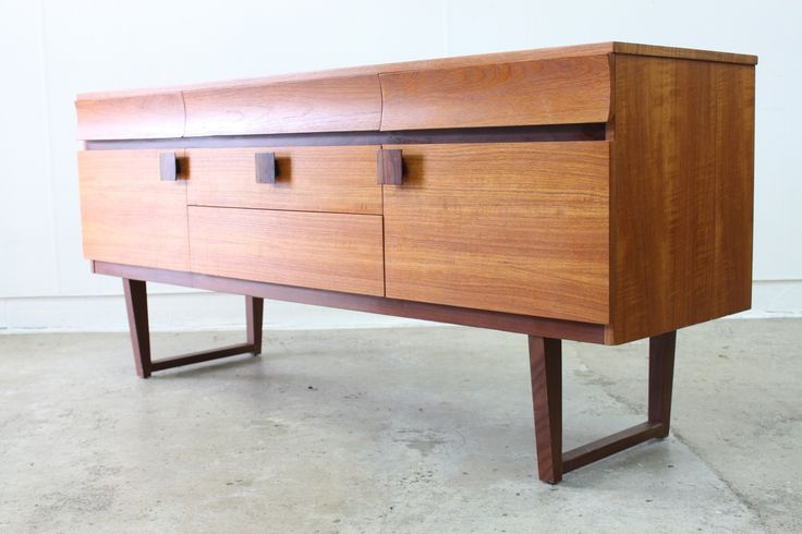 1960s Sideboard at The Vintage Shop