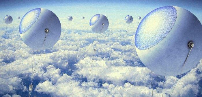 Flying solar farm generates energy around the clock