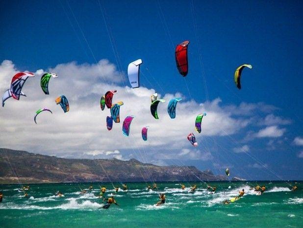 Kite Beach, Maui, Hawaii – Kiteboarding Capital of the World ...