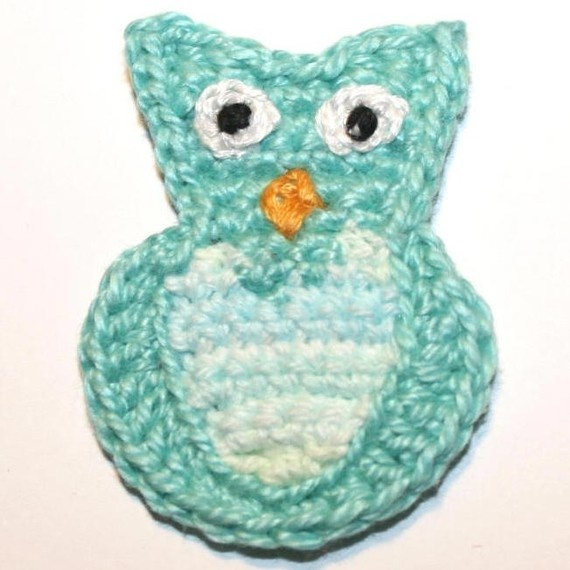 PatternLove Heart Owl Applique  PDF and two bonus by nanasue, $4.00