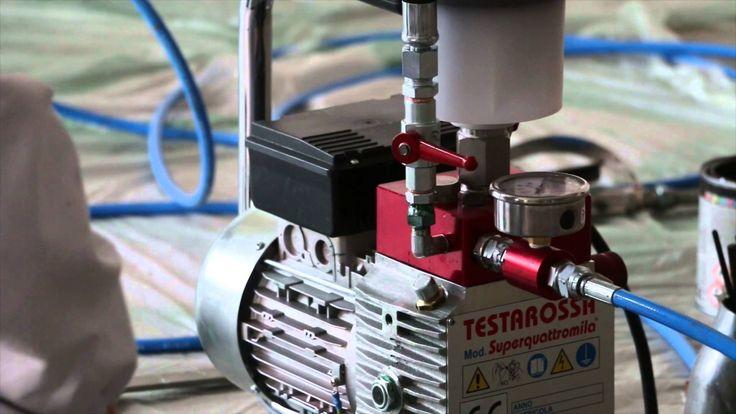 Airless Paint Sprayer TECNOVER mod. TR4000P