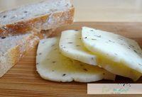 ... pro radost: Polotvrdý domácí sýr z tvarohu