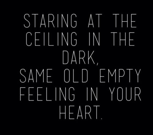 staring at the ceiling in the dark lyrics - Google Search