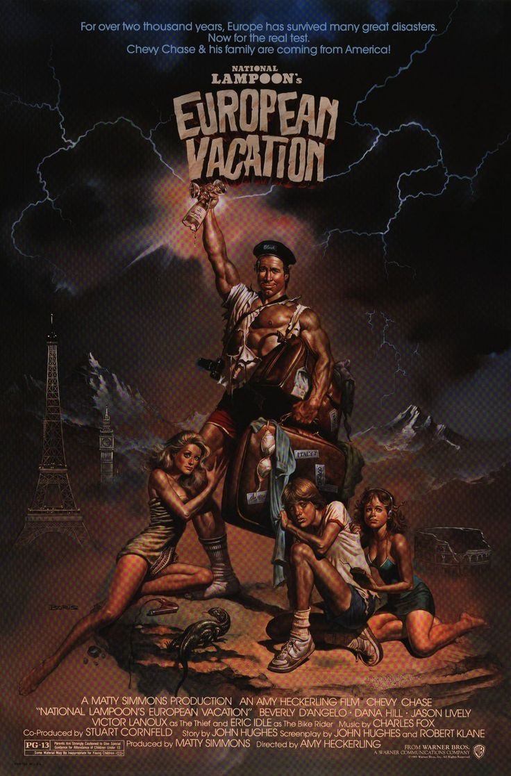 Movie : Lampoon Vacations