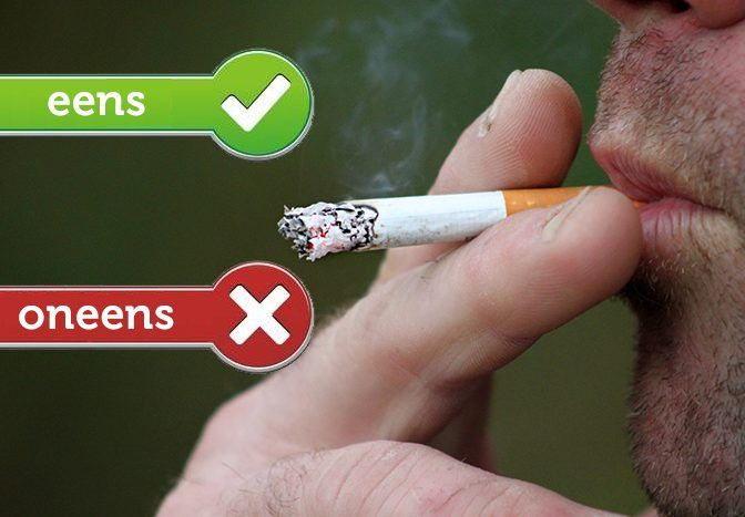 Stem van Stad: Een rookvrije stad is zo gek nog nait