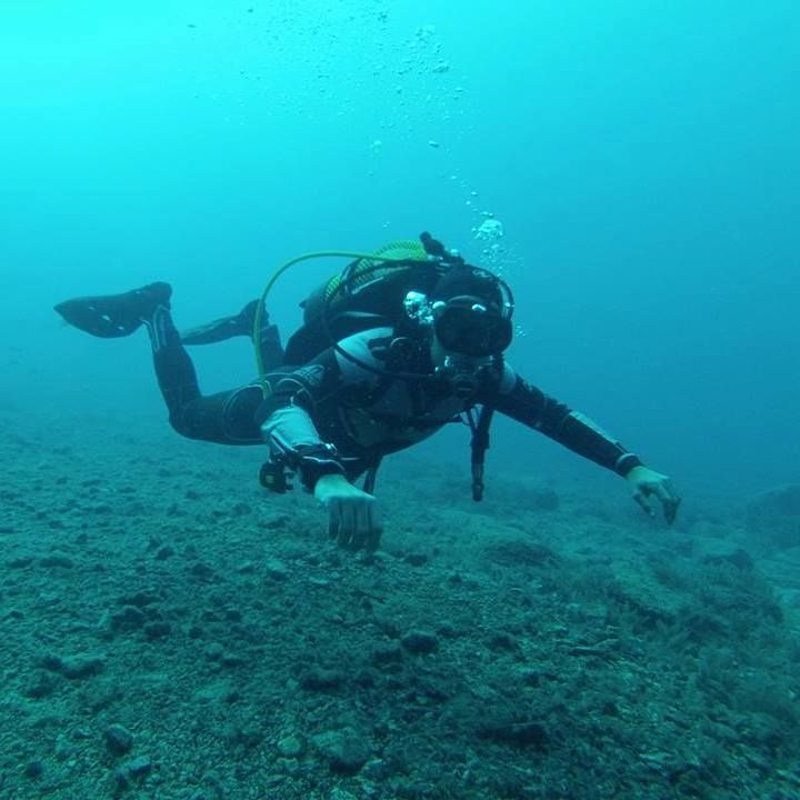 Today we are going to discover how important trim is for scuba diving. #halkidiki #visitgreece