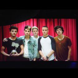 Ganadores de los MTV EMA 2012