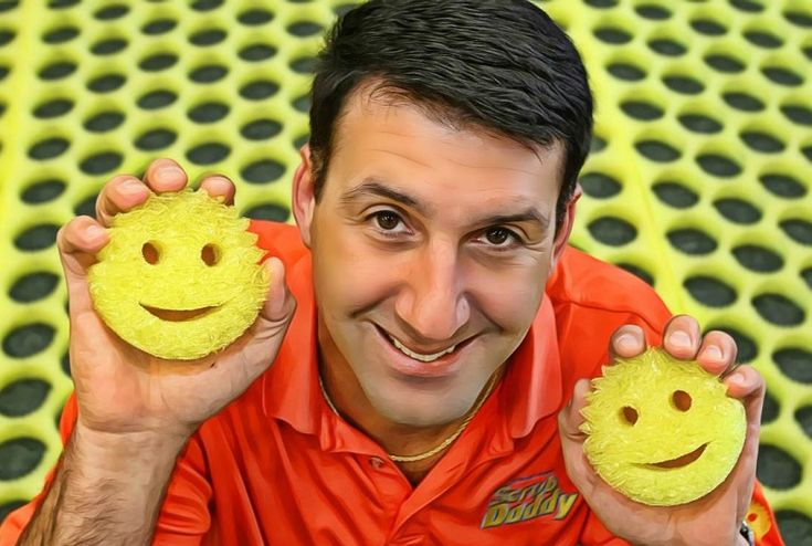 038: Scrub Daddy Inventor talks Shark Tank, Car Washes, Product Pricing, & … The Aaron Krause Story.