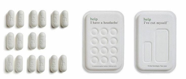 Original selección de packaging para medicamentos