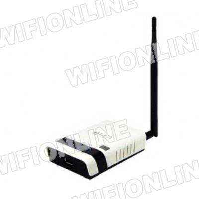 Usalo como un router / modem 3G: Ideal para montarte una red WIFI y poder conectar a internet diversos dispositivos a través de un modem 3G (Huawei, Alcatel, ZTE).  Podrás repartir la señal wifi captada por cualquier tarjeta con chip Ralink 3070 o Realtek 8187L, 8188RU.  Totalmente compatible con Alfa Network AWUS036H, AWUS036NH, AWUS036NHR