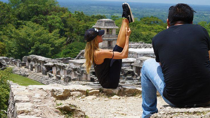 Palenque Ciudad Maya