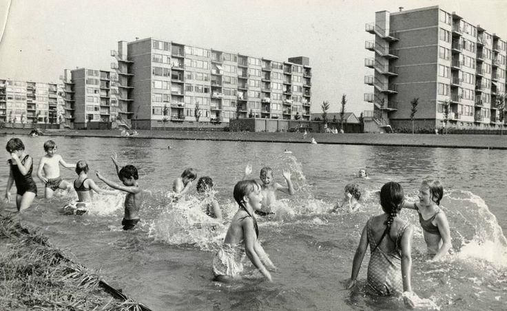Bernard de Wildestraat Breda (jaartal: 1970 tot 1980) - Foto's SERC