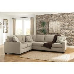 16600S4 in by Ashley Furniture in Brownwood, TX - Alenya - Quartz 3 Piece Sectional
