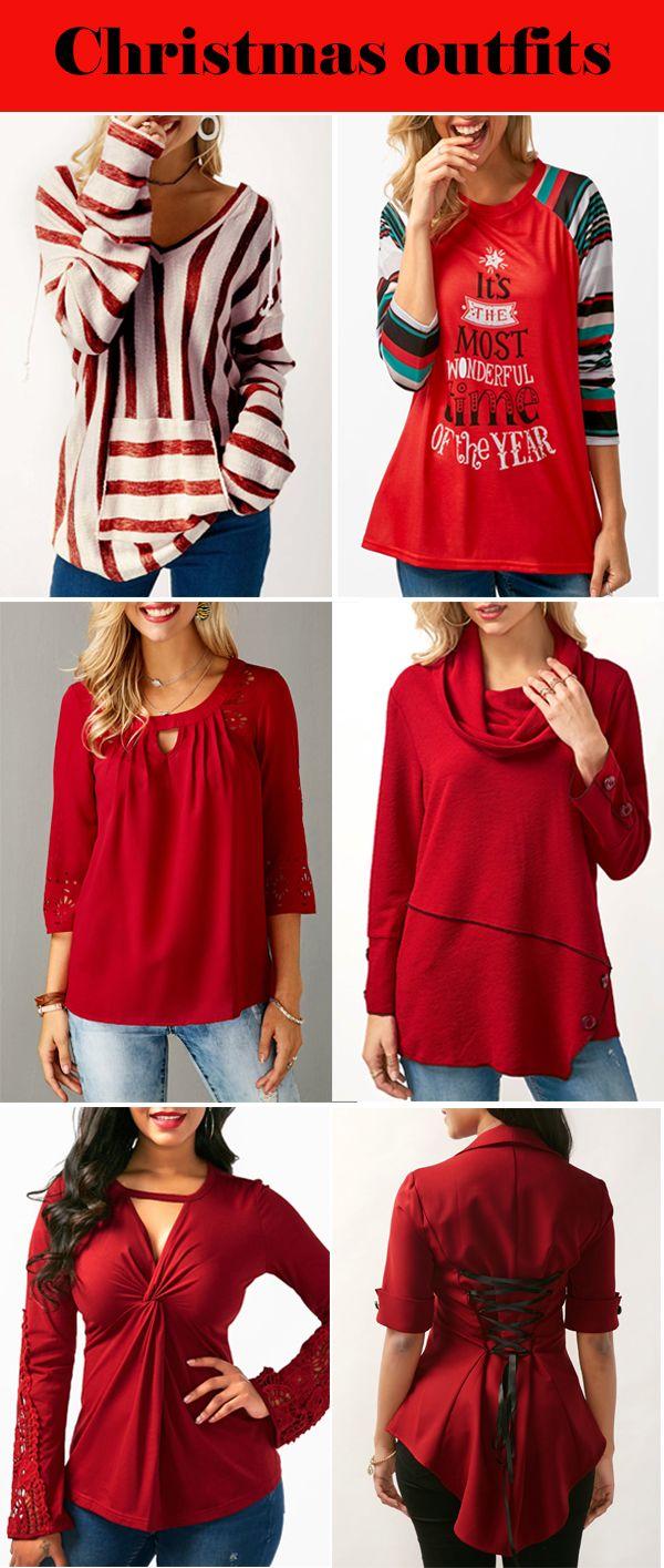 #christmas #christmasgifts #red #womensfashion #shopping