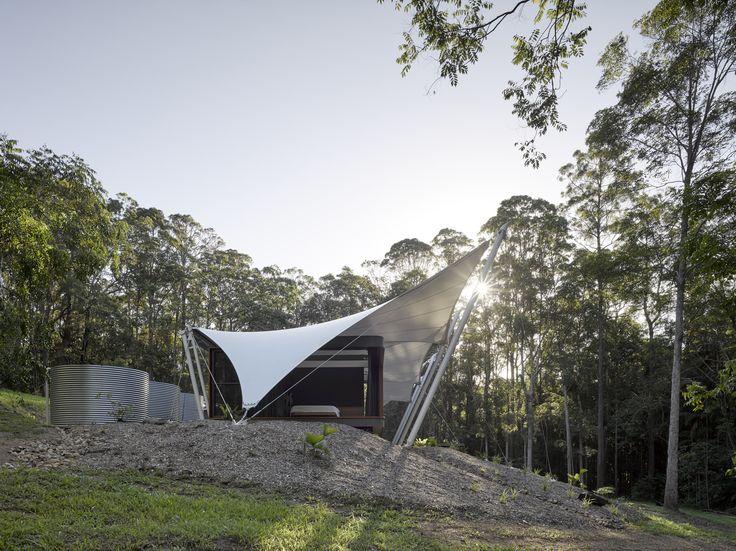 Galería de Casa Tent / Sparks Architects - 9