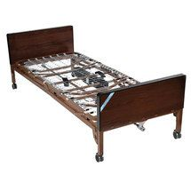 Delta Ultra Light Full Electric Bed - 15033