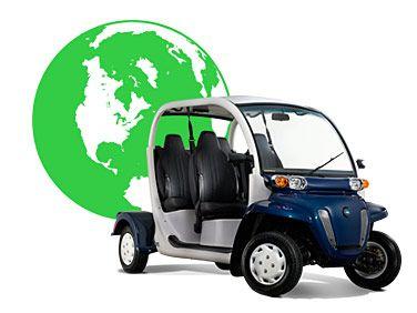 GEM Car Official Website - Electric cars | Polaris