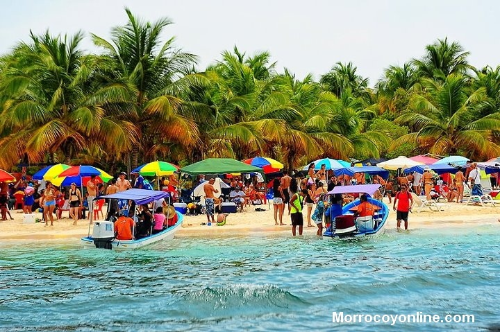 playas de morrocoy