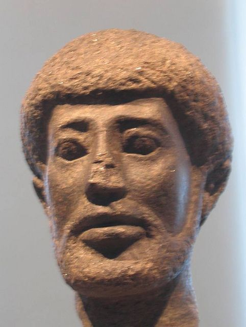 Ancient Egyptian portrait. Berlin | The Afro | original ancient Egyptians were black