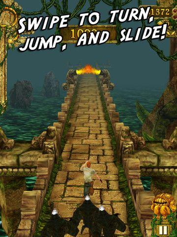 ◆Temple Run [Imangi Studios, LLC][2011-08-03][id420009108]◆Runner 元祖?