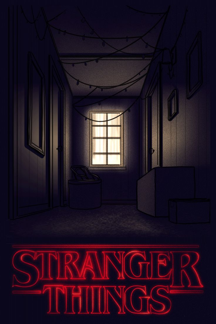Stranger Things Homage - GIF on Imgur