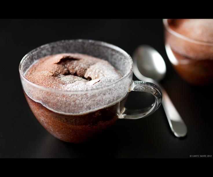 Chocolate & Coffee Fondants by Carte Noire