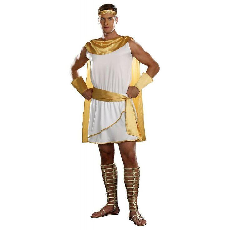 поэтому мужской костюм древней греции фото также