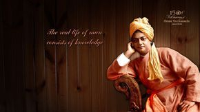 1366x768 Swami Vivekananda HD Wallpapers Download