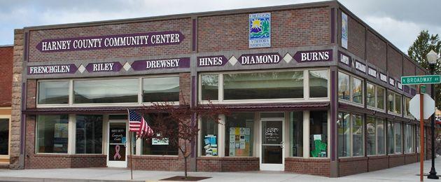 Harney County Community Center