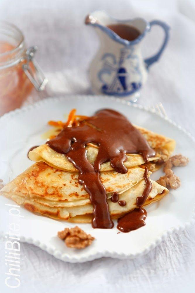 Gundel palascinta - wyśmienite węgierskie naleśniki ChilliBite.pl - motywuje do gotowania! Świetne przepisy, autorskie zdjęcia i dobra energia :):