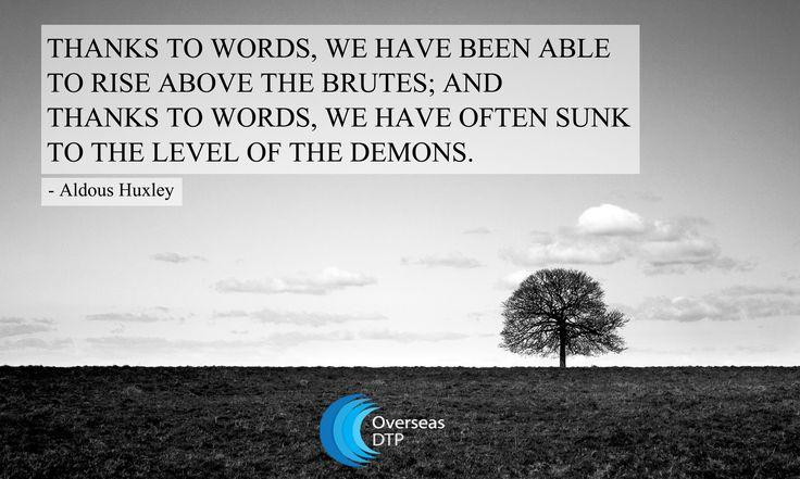 Language Motivational Quotes