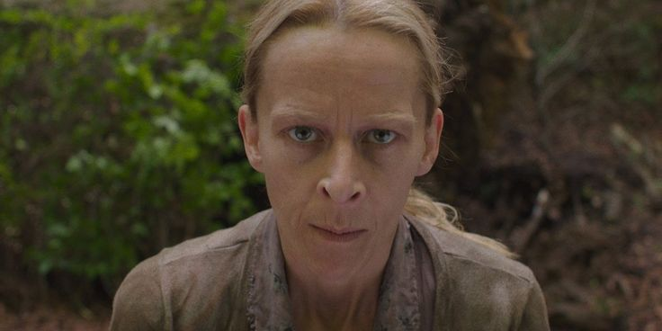 Kate Dickie has been recognised in the Best Actress category