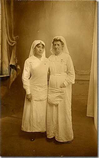Infirmières French Nurses