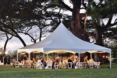 Blog to help you choose a tent for your wedding