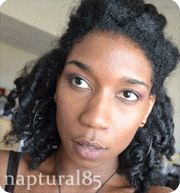 Naptural85 is one of my inspirations for going natural and she has great advice for us natural chicas :D